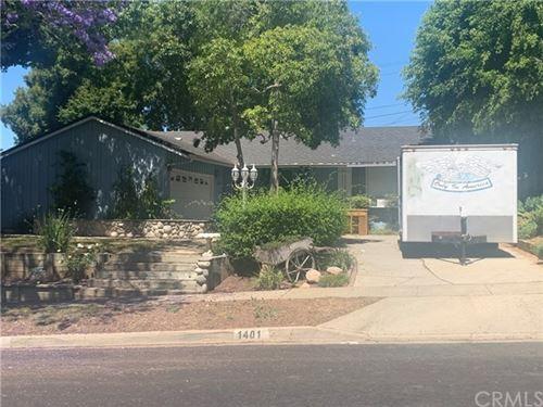 Photo of 1401 Greenview Drive, La Habra, CA 90631 (MLS # PW20117199)