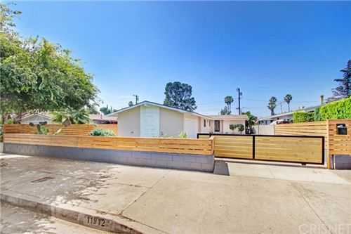 Photo of 11912 Saticoy Street, North Hollywood, CA 91605 (MLS # SR20123199)