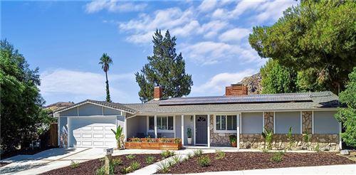Photo of 7131 Scarborough Peak Drive, West Hills, CA 91307 (MLS # SR21193199)