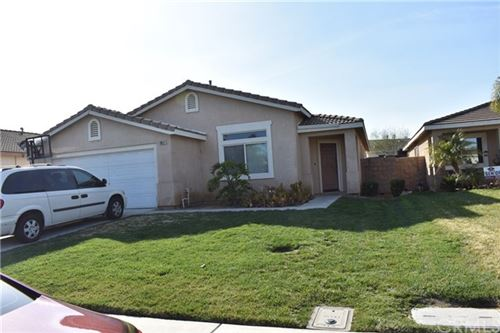 Photo of 30531 Sierra Vista Drive, Menifee, CA 92584 (MLS # SW21036199)