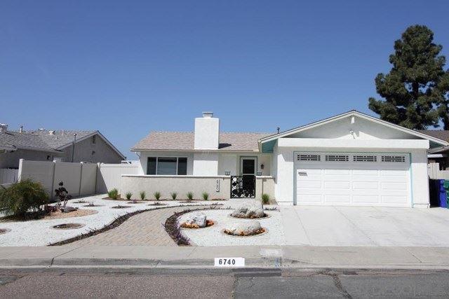 6740 Amberly St, San Diego, CA 92120 - #: 210009199