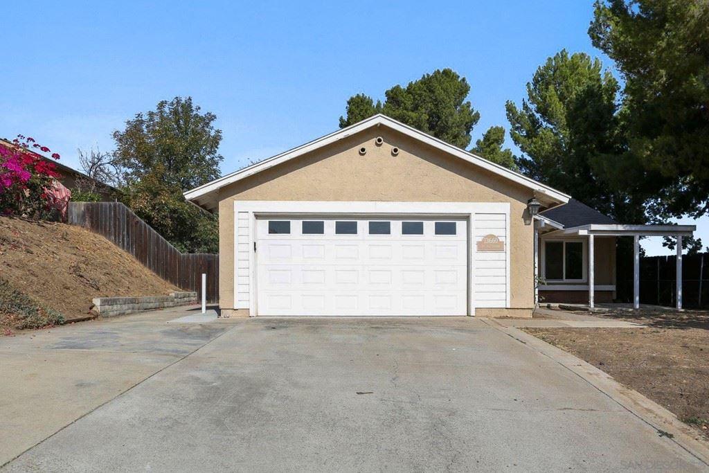 13660 Avenida Del Charro, El Cajon, CA 92021 - MLS#: 210025199
