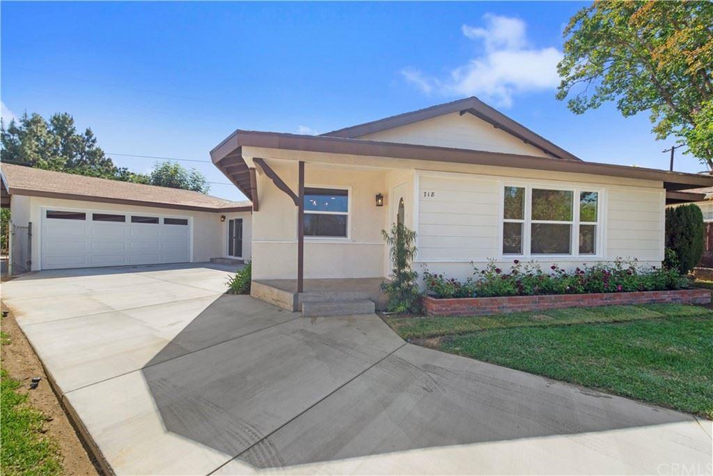 718 Glenlea Street, La Verne, CA 91750 - MLS#: AR21123199
