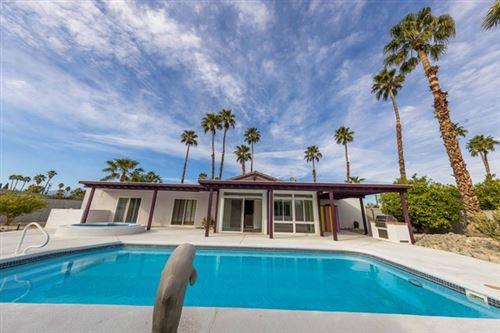 Photo of 777 Via Escuela, Palm Springs, CA 92262 (MLS # 219039351DA)