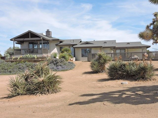 55070 Hoopa Trail, Yucca Valley, CA 92284 - MLS#: 219056071DA