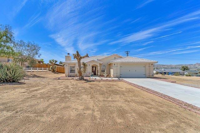 7428 Del Monte Avenue, Yucca Valley, CA 92284 - MLS#: 219060601DA