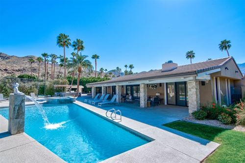 Photo of 3320 Andreas Hills Drive, Palm Springs, CA 92264 (MLS # 219036331PS)