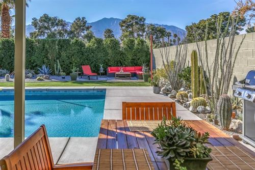 Photo of 2015 Lawrence Street, Palm Springs, CA 92264 (MLS # 219039381PS)