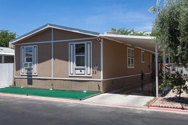 3524 E Avenue R #281, Palmdale, CA 93550 - MLS#: 219045281PS