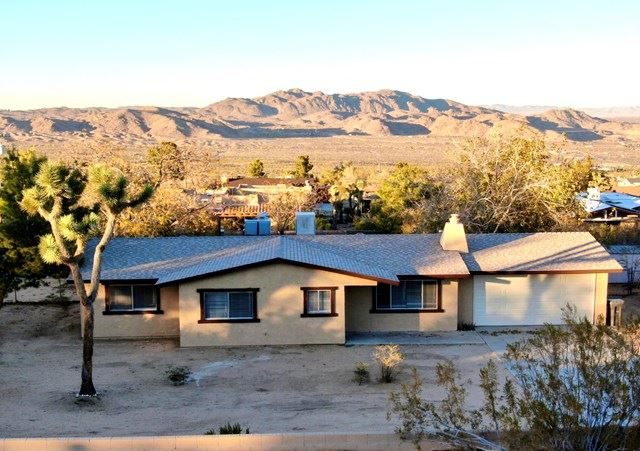 60618 Pueblo Trail, Joshua Tree, CA 92252 - MLS#: 219053781PS