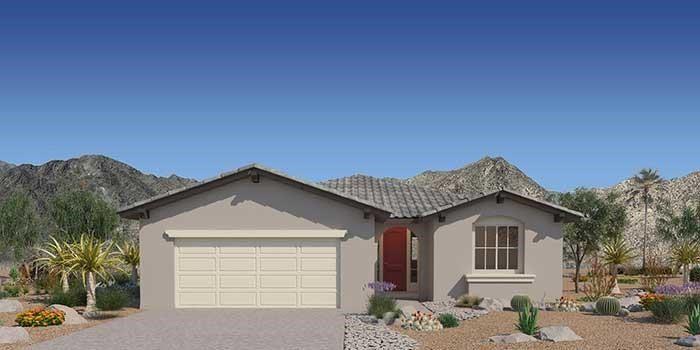 14388 E Agua Dulce Drive, Desert Hot Springs, CA 92240 - MLS#: 219065311PS