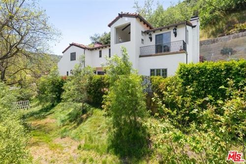 Photo of 3565 MANDEVILLE CANYON Road, Los Angeles, CA 90049 (MLS # 20581200)