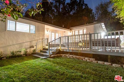 Tiny photo for 4814 Llano Drive, Woodland Hills, CA 91364 (MLS # 20630200)