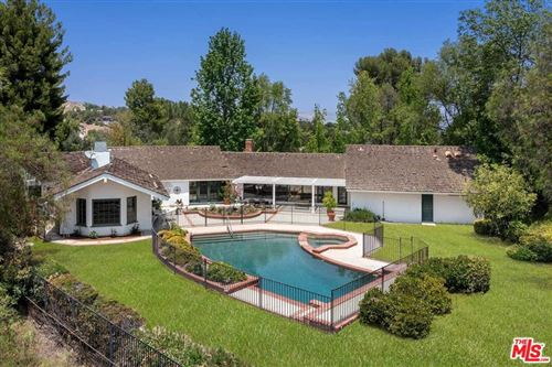 Photo of 5860 Fitzpatrick Road, Hidden Hills, CA 91302 (MLS # 21768200)