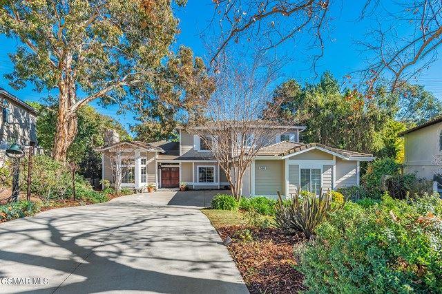 586 Meadowrun Street, Thousand Oaks, CA 91360 - MLS#: 221000200
