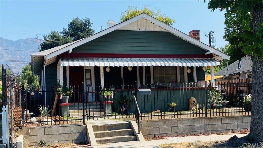 607 E Lemon Avenue, Monrovia, CA 91016 - MLS#: AR21229200