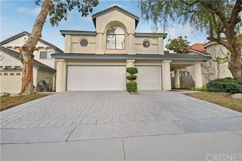 Photo of 25222 Keats Lane, Stevenson Ranch, CA 91381 (MLS # SR20103201)