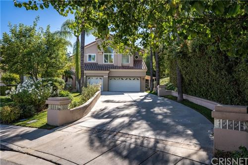 Photo of 3603 Reina Court, Calabasas, CA 91302 (MLS # SR20242201)