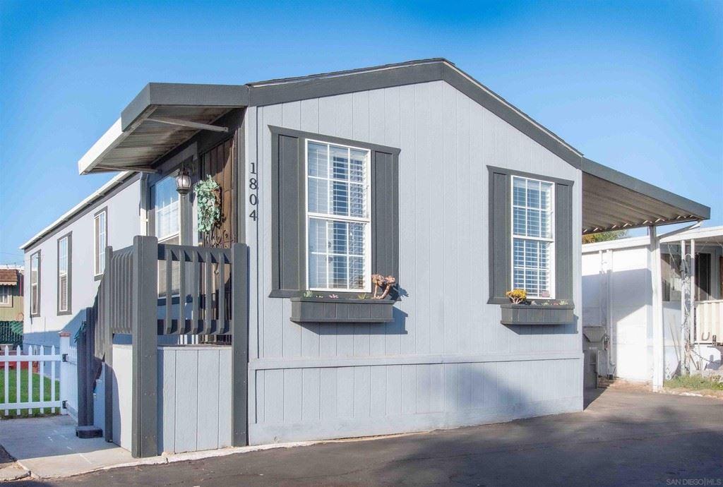 1804 Cypress St, San Diego, CA 92154 - MLS#: 210027201