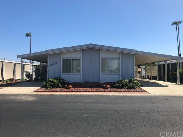 601 N Kirby Street #429, Hemet, CA 92545 - MLS#: SW21080201
