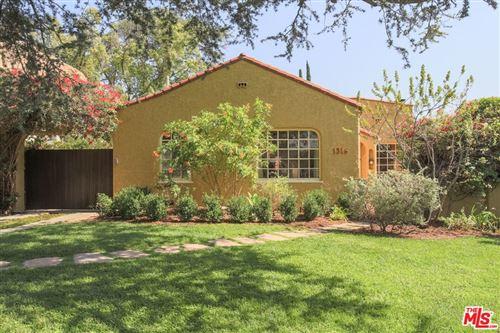 Photo of 1316 Justin Avenue, Glendale, CA 91201 (MLS # 21787202)