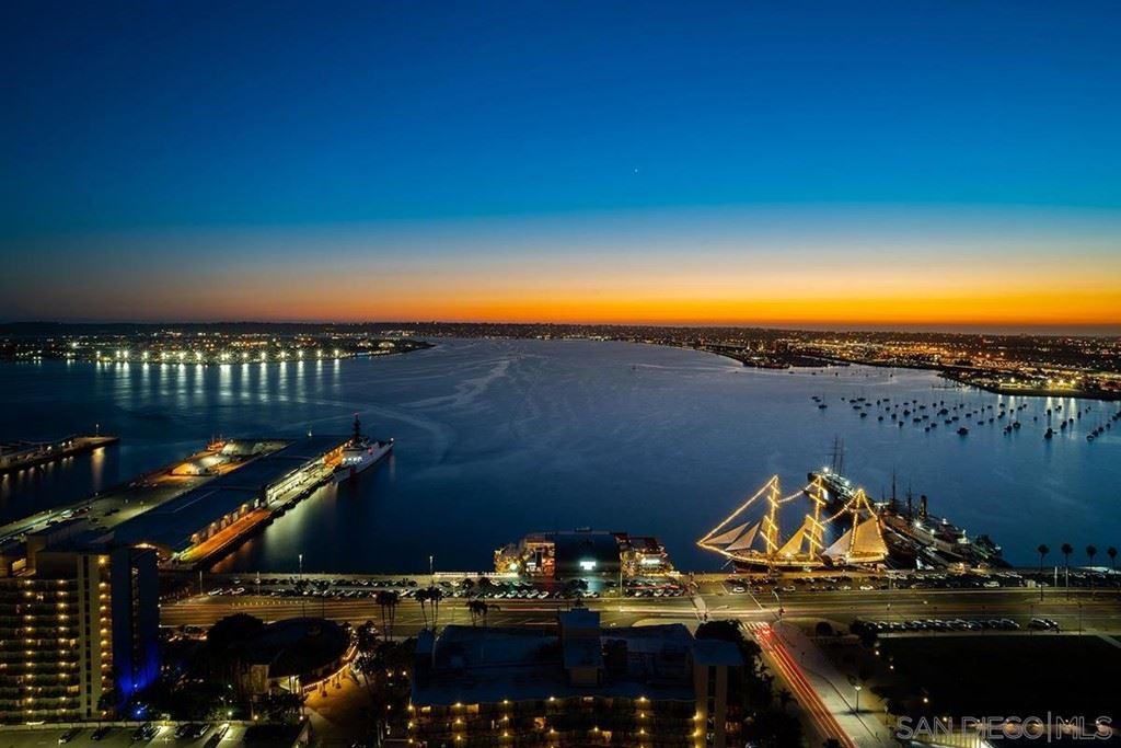 1325 Pacific Hwy #3403, San Diego, CA 92101 - MLS#: 210021202