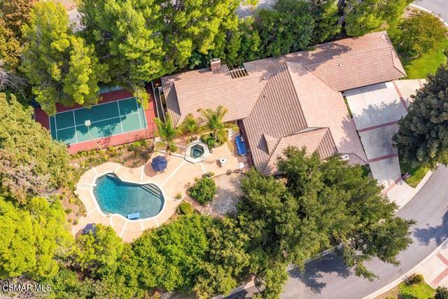 Photo of 3997 Skelton Canyon Circle, Westlake Village, CA 91362 (MLS # 221003202)