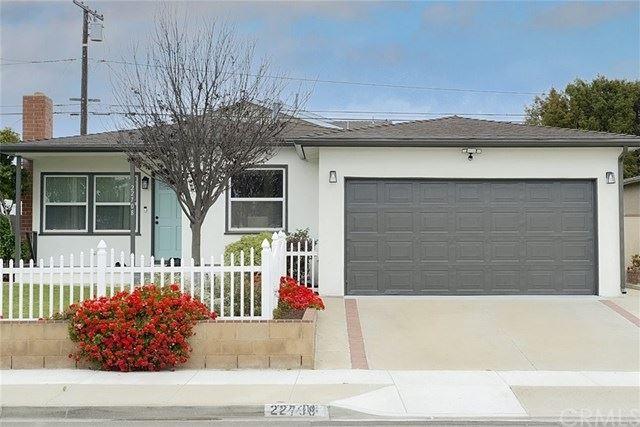 22708 Anza Avenue, Torrance, CA 90505 - MLS#: SB21089202
