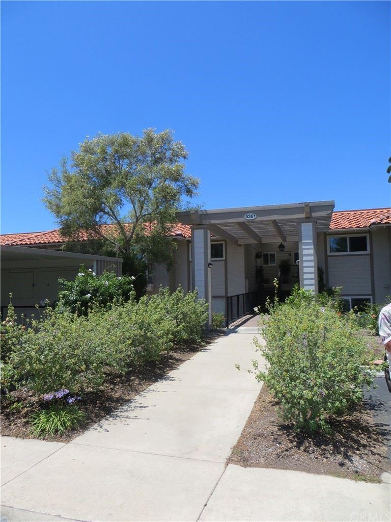 Photo of 5361 Algarrobo #1A, Laguna Woods, CA 92637 (MLS # OC21156203)