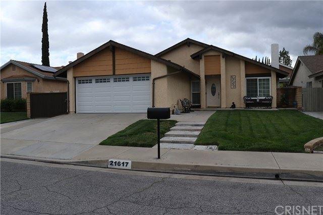 21617 Turmeric Court, Santa Clarita, CA 91350 - #: SR20120203