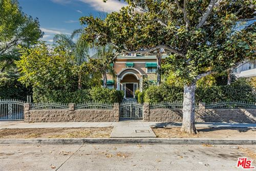 Photo of 1023 S Wilton Place, Los Angeles, CA 90019 (MLS # 20663204)