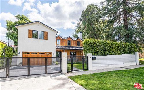 Photo of 4120 Dixie Canyon Avenue, Sherman Oaks, CA 91423 (MLS # 21727204)