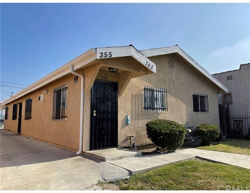 Photo of 355 353 E Gage Avenue, Los Angeles, CA 90003 (MLS # OC21062204)