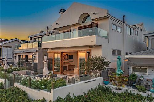 Tiny photo for 7202 W Oceanfront, Newport Beach, CA 92663 (MLS # OC21125204)