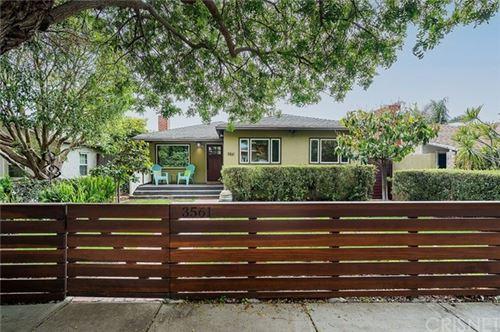 Photo of 3561 Maplewood Avenue, Los Angeles, CA 90066 (MLS # SR21097204)