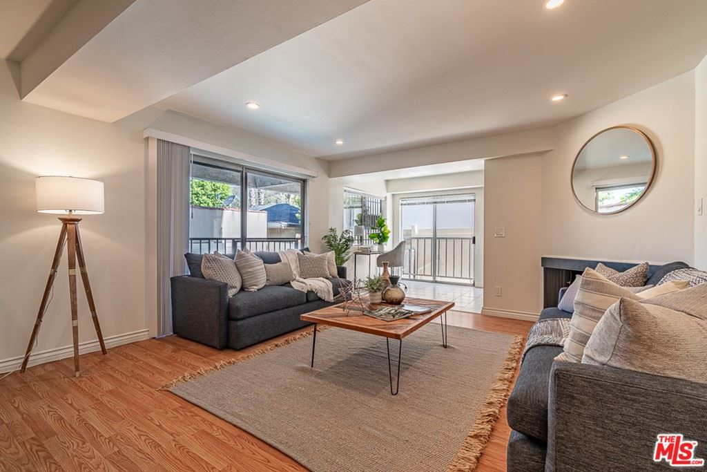 Photo of 1021 N CRESCENT HEIGHTS #106, West Hollywood, CA 90046 (MLS # 20630204)