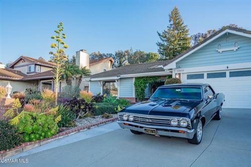 Photo of 13696 Christian Barrett Drive, Moorpark, CA 93021 (MLS # 221000205)