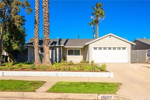 Photo of 15907 Kalisher Street, Granada Hills, CA 91344 (MLS # PW21007205)