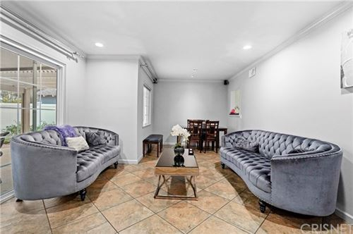 Tiny photo for 7818 Bellaire Avenue, North Hollywood, CA 91605 (MLS # SR21022205)