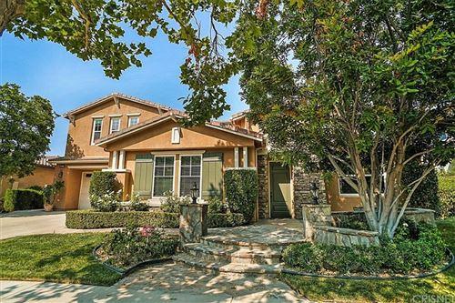Photo of 26472 Valley Oak Lane, Valencia, CA 91381 (MLS # SR21162205)