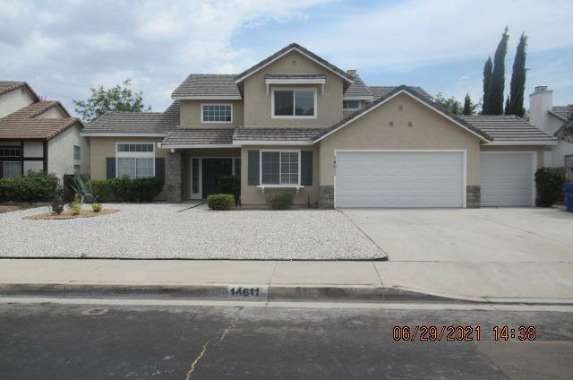 14611 Oak Branch Road, Victorville, CA 92392 - #: 539205