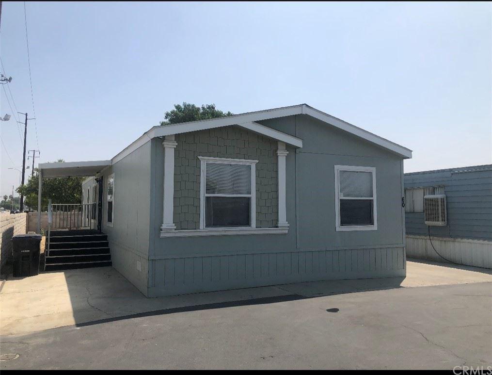 721 E 9th Street #60, San Bernardino, CA 92410 - MLS#: IV21188205