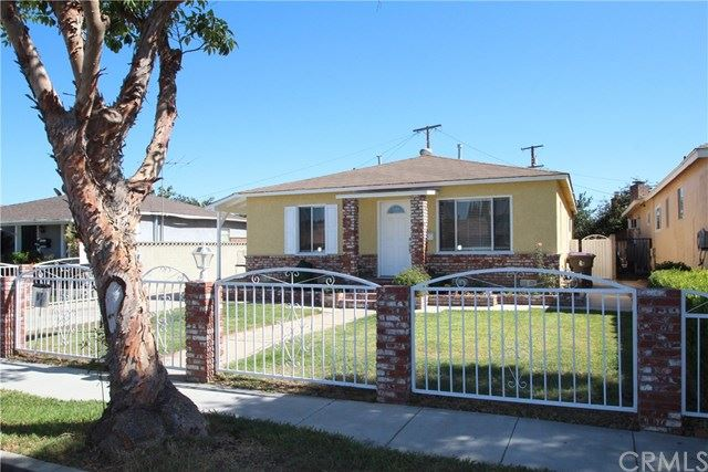 1712 E Hardwick Street, Long Beach, CA 90807 - MLS#: PW20087205