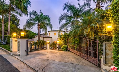 Photo of 540 Crestline Drive, Los Angeles, CA 90049 (MLS # 20597206)