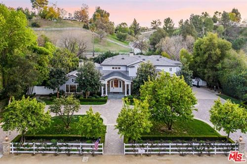 Photo of 23924 Long Valley Road, Hidden Hills, CA 91302 (MLS # 21745206)