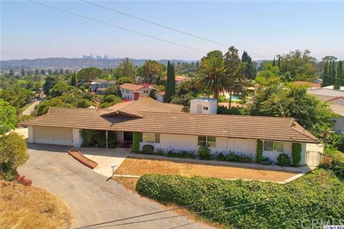 Photo of 1230 Scenic Drive, Glendale, CA 91205 (MLS # 320002206)