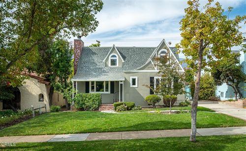 Photo of 3605 Las Palmas Avenue, Glendale, CA 91208 (MLS # P1-7206)