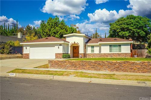 Photo of 2243 El Rancho Vista, Fullerton, CA 92833 (MLS # RS21227206)