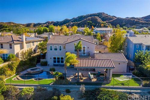 Photo of 25433 Magnolia Lane, Stevenson Ranch, CA 91381 (MLS # SR20261206)