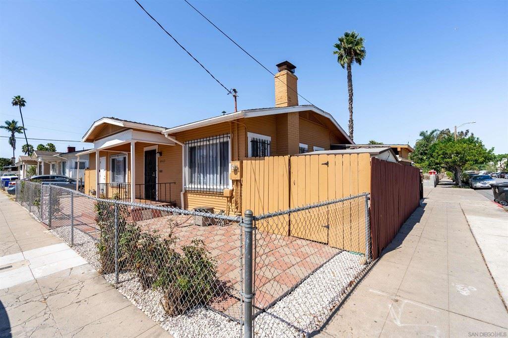 4542 Polk Ave, San Diego, CA 92105 - #: 210027206